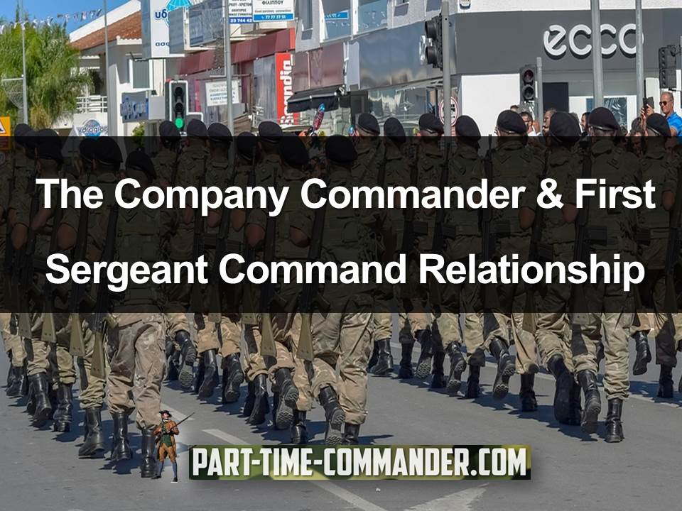 command team relationships
