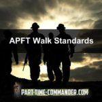APFT Walk Standards