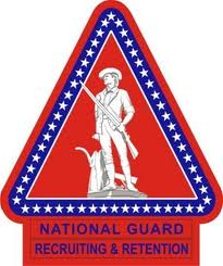 army national guard recruiter