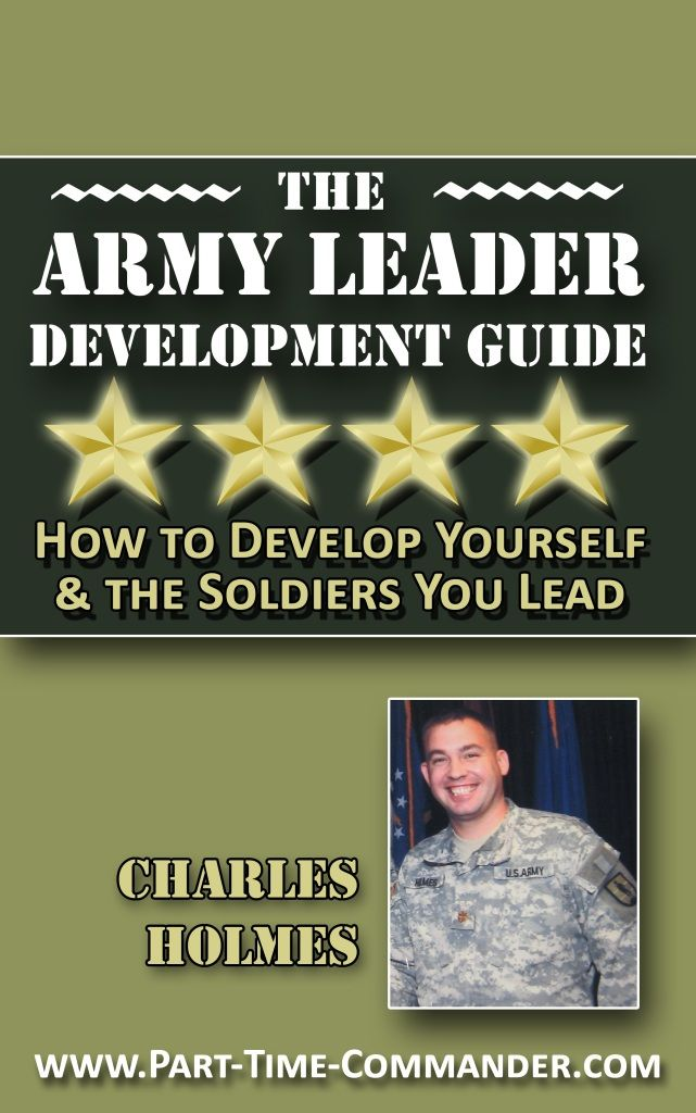 Army Leader Development Guide Cover