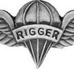 Army 92R Parachute Rigger MOS
