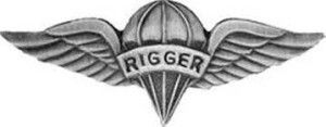 rigger badge