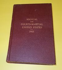 courts martial guide