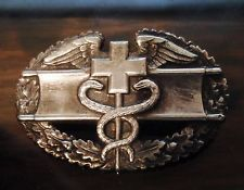 army combat medic badge