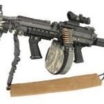 The M249 Machine Gun: An Overview