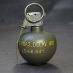 The M67 Fragmentation Grenade: An Overview