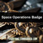 Space Operations Badge: An Overview