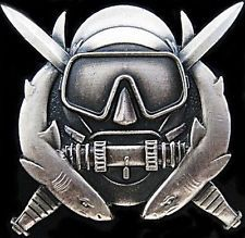 special operations diver badge