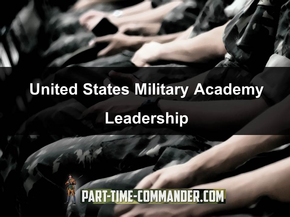 United States Military Academy Leadership