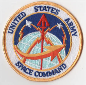 army space command patch
