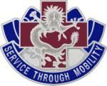 28th Combat Support Hospital - Service Through Mobility