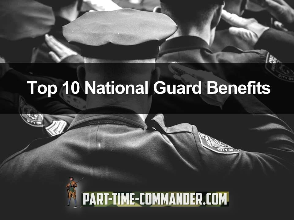 national guard benefits
