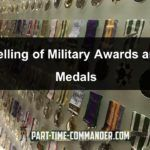 The Selling of Military Awards and Medals
