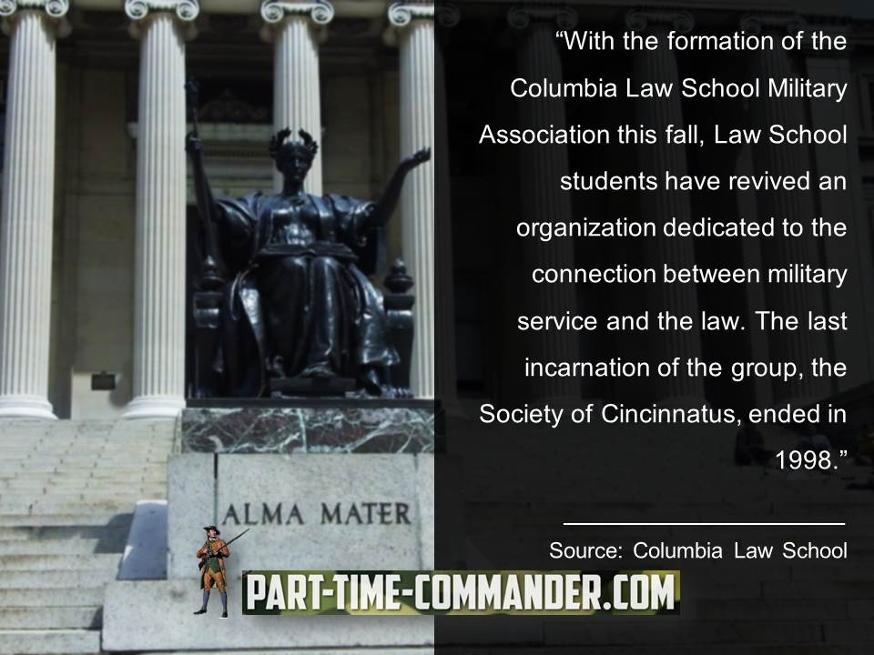 Columbia Law School Military Association